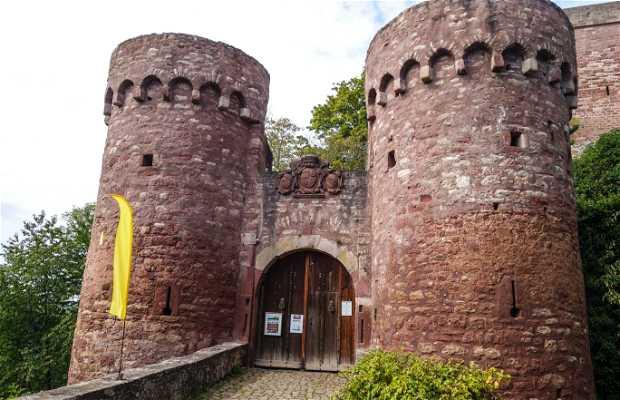 Château Gamburg