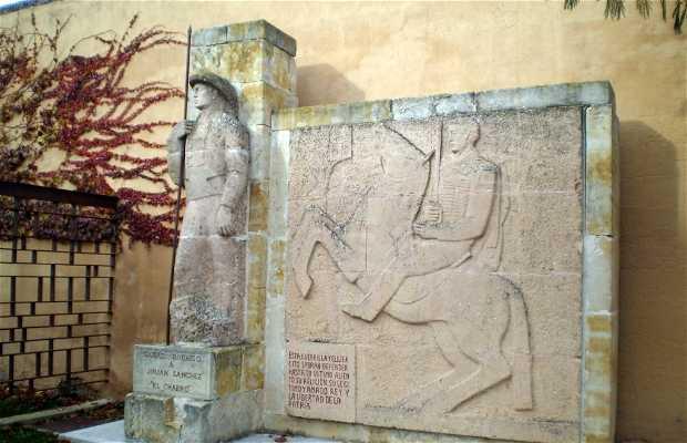 """Mausoleo de Julián Sánchez """"El Charro"""""""