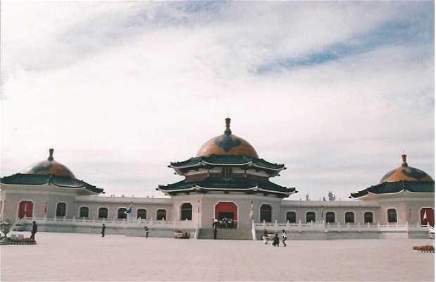 Mausoleo de Gengis Khan