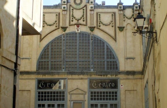 Teatro Municipal Reina Sofía
