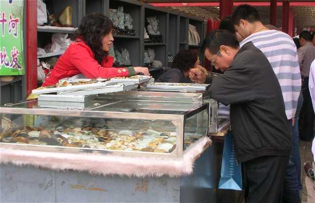 Mercato di Panjiayuan a Pechino