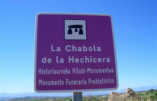 Dólmen La Chabola de la Hechicera