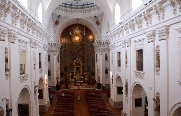 San Ildelfonso Jesuit church