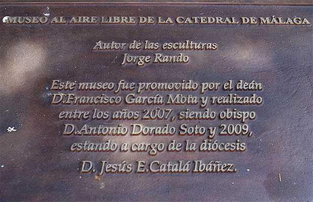Musée en plein air de la cathédrale de Malaga