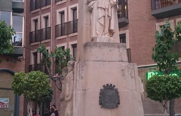 Homenaje a Fernández Caballero