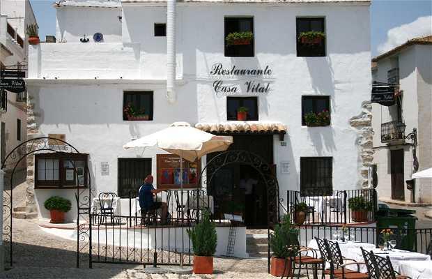 Restaurant Casa Vital