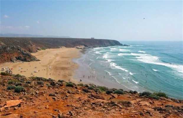 Mirleft beach