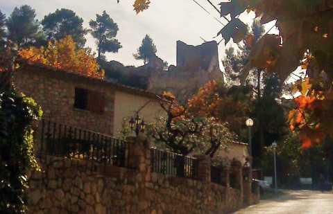Gelida Castle