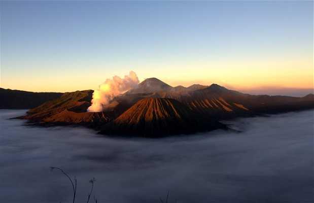 Mirador del Monte Pananjakan