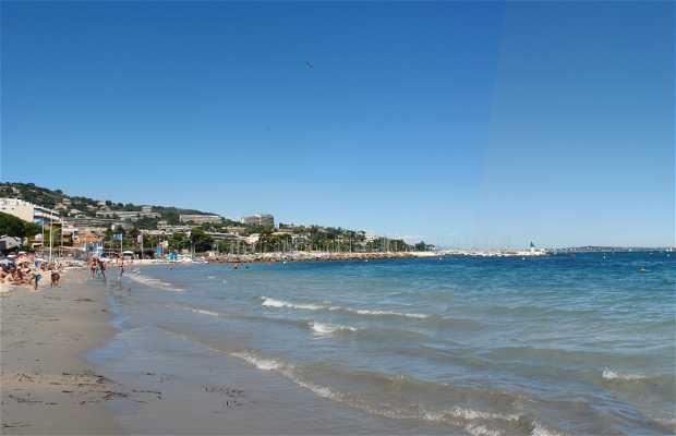 Playa del Moure Rouge