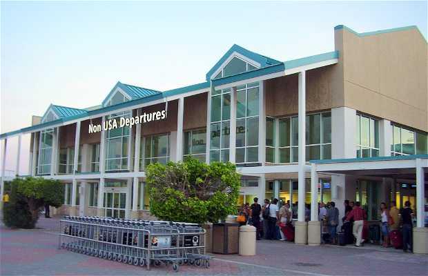 Aeroporto Regina Beatrice di Aruba