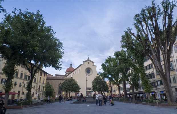 Place Santo Spirito