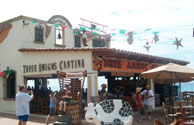 Restaurante Three Amigos Cantina