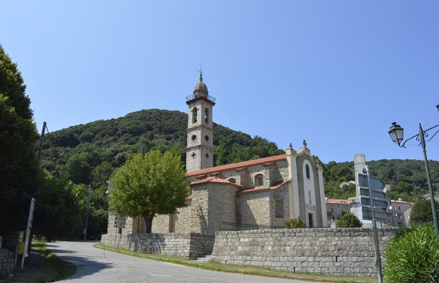 Iglesia Parroquial de San Nicolao