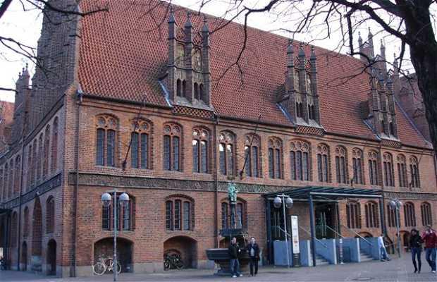 Altes Rathaus - Ayuntamiento Viejo de Hannover
