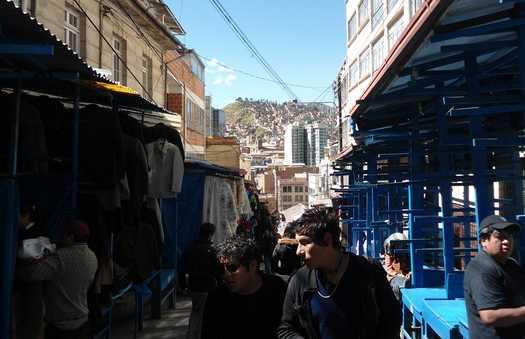 Mercado Graneros