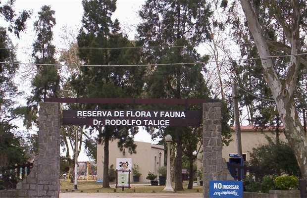Reserva de Flora y Fauna Dr. Rodolfo Talice