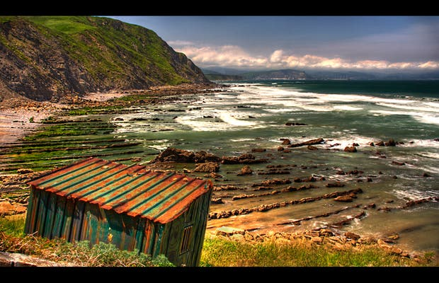Spiaggia di Barrika