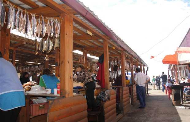 Mercado de Listvjanka