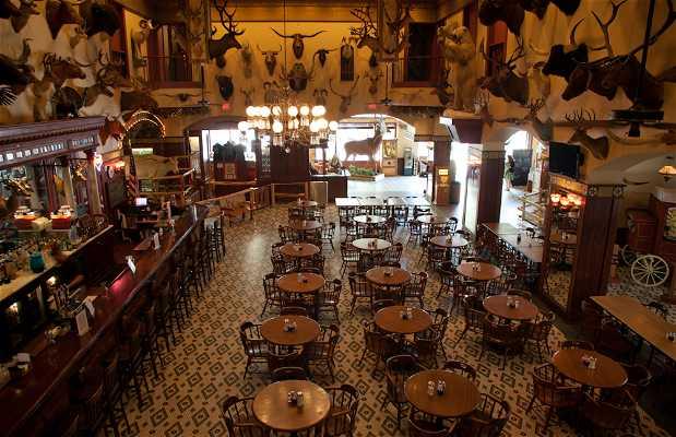 Museo Buckhorn Saloon