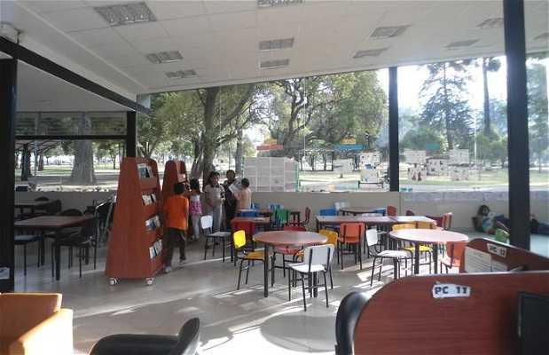 Biblioteca Parque El Ejido