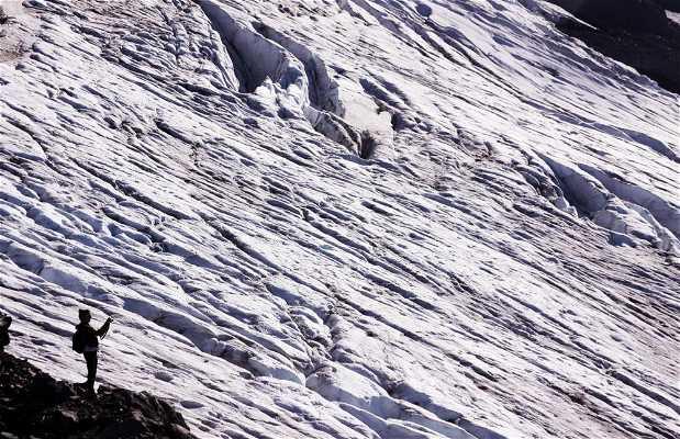 Glaciar Mocho-Choshuenco