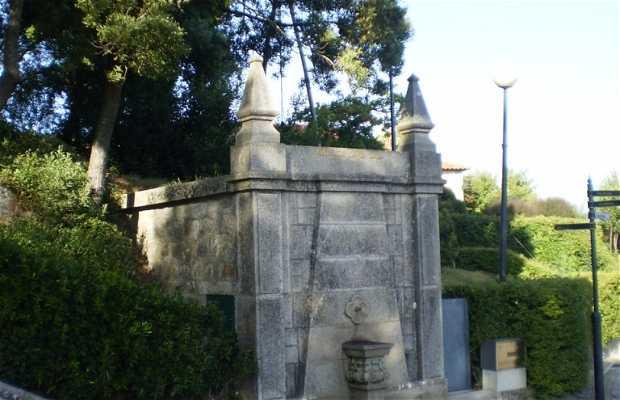 Fuentes de Santa Luzía