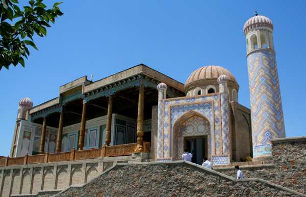 Mezquita de los viajeros