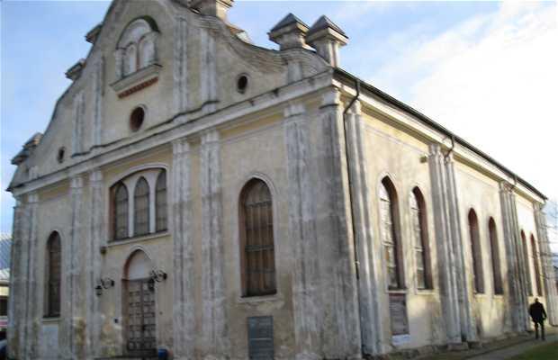 Sinagoga blanca, Sejny