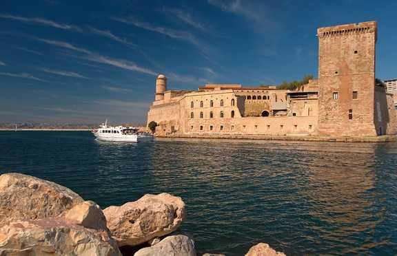 Port Maritime de Marseille