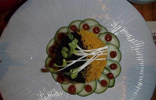 Restaurante Sakagura