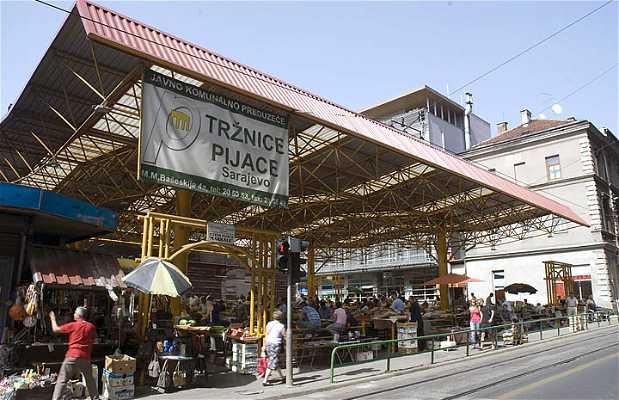 Bascarsija - Centro histórico