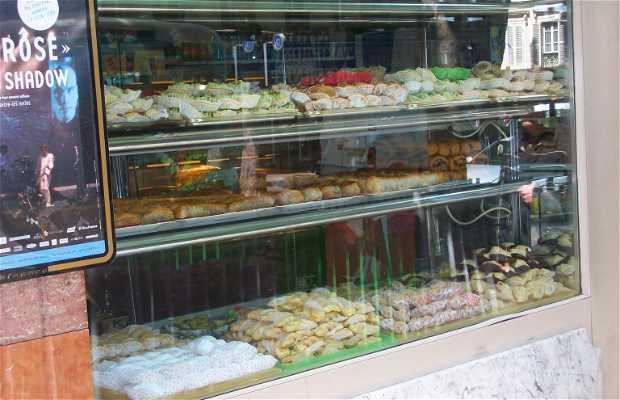 Panadería Ezzakri