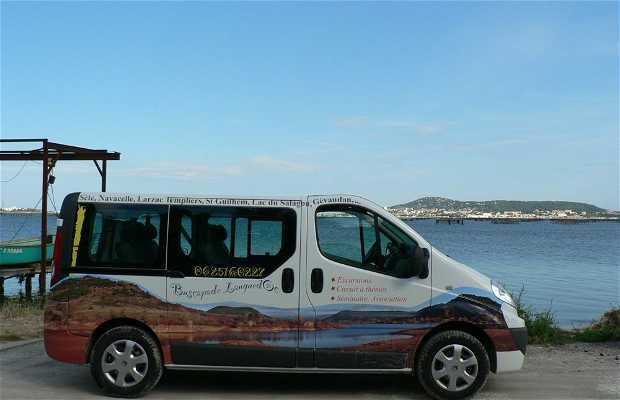 Tour de l'Etang de Thau - Buscapade Languedoc