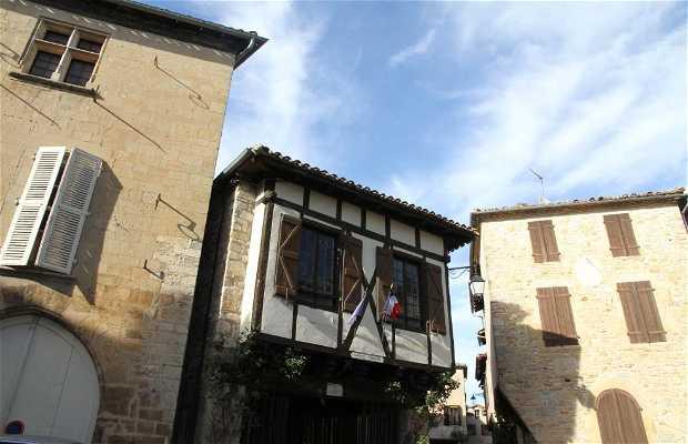 Ayuntamiento de Puycelsi