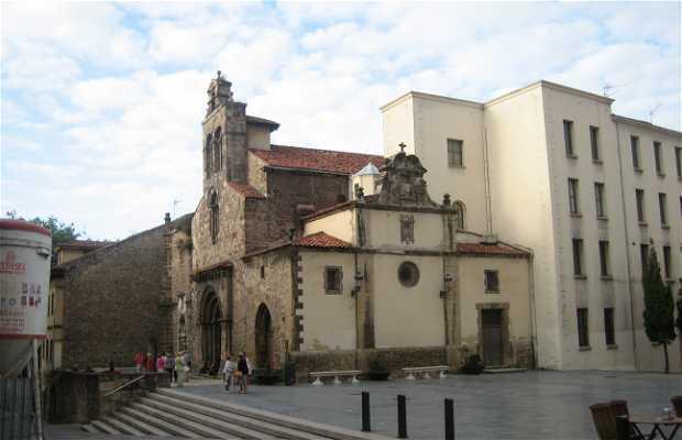 Igreja dos Padres Franciscanos