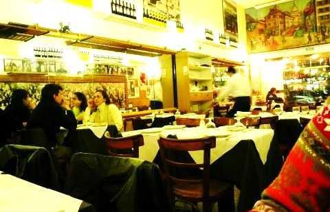 Restaurante Los Inmortales