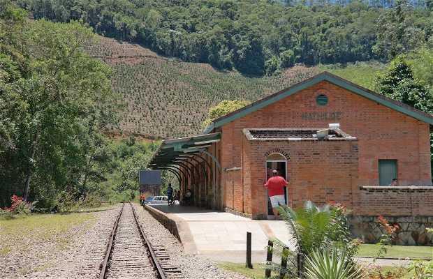 Estação Ferroviária de Matilde