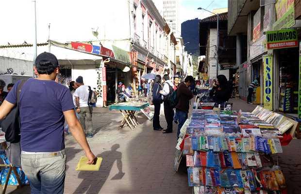 Libros en Calle 16
