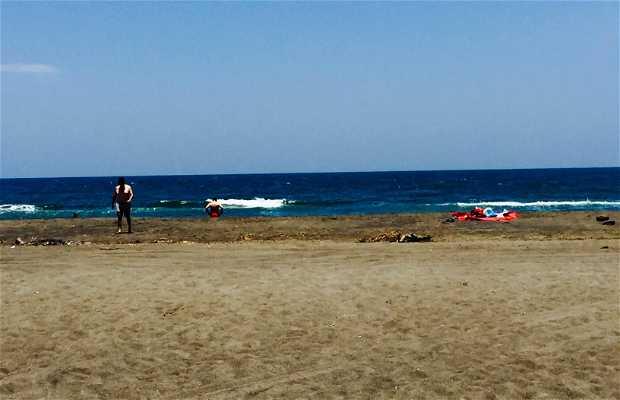 Playa paso doña Juana