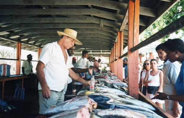 Mercado Sir Selwyn Selwyn Clarke, Victoria
