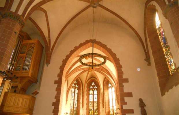 Alten Nikolaikirche