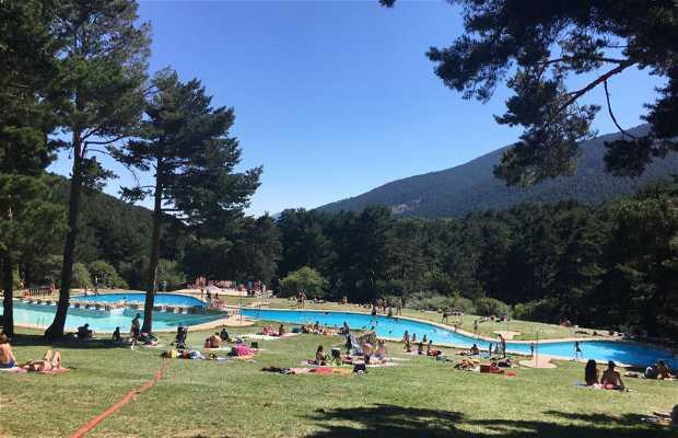 Las Berceas Natural Pools