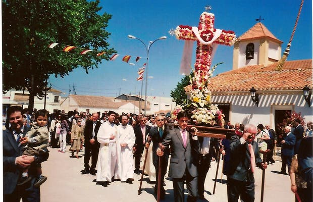 La santa Cruz de Mayo