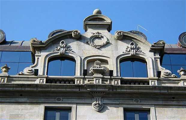 Hôtel NH Palace (Maisons d'Oya)