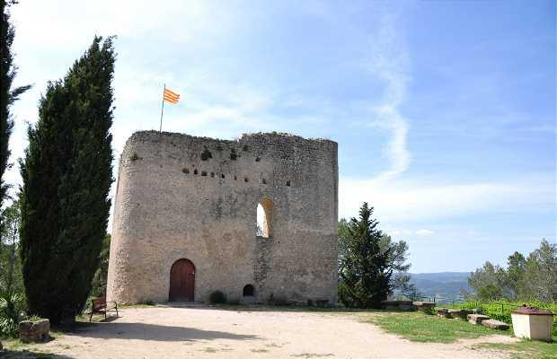 Castillo de la Tossa - Castell de Montbui