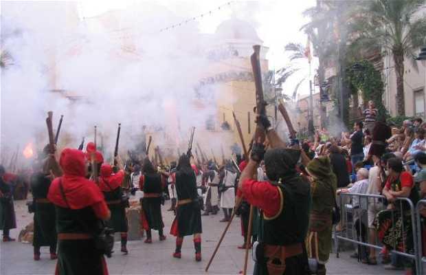 Association de la fêtes des Maures et des chrétions