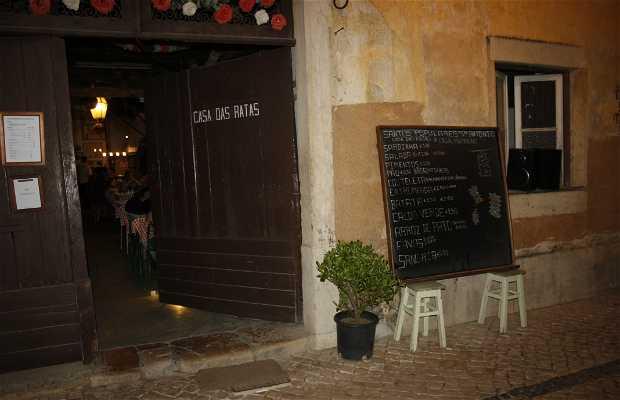 Restaurante A Casa das Ratas e Casa Matreno