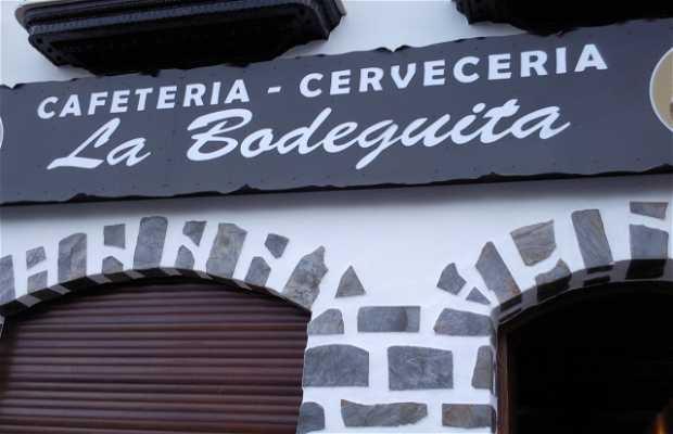 """Cafetería-Cerveceria """"La Bodeguita"""""""