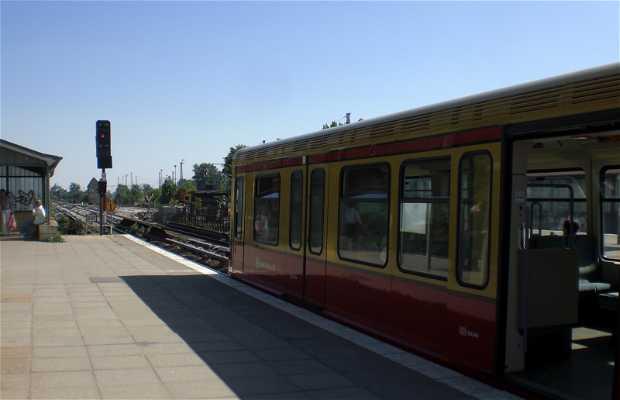 Train de Berlin